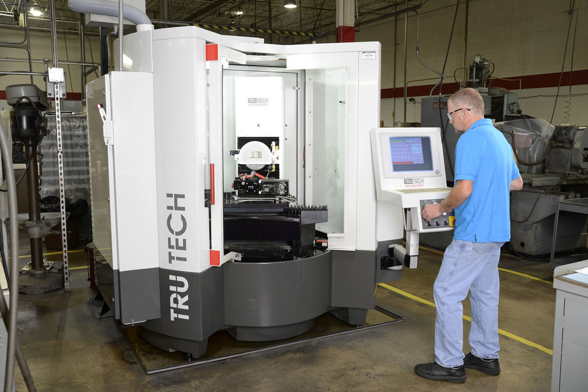 CNC OD Grinding Services